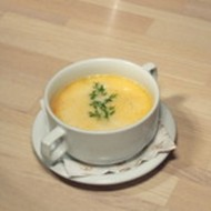 Karen's Almost Famous Cream Of Cauliflower Soup