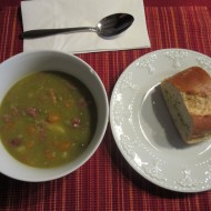 Dan's Split Pea and Ham Soup