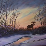 Penny McCurdy-Western and Wildlife Artist