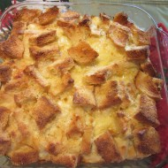 Simply Cheesy Breakfast Bake