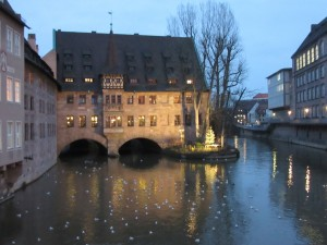 Nurnberg river