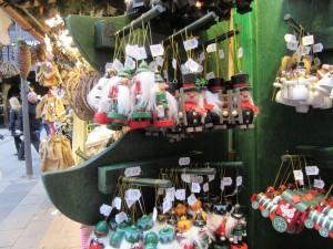 Nut cracker ornaments