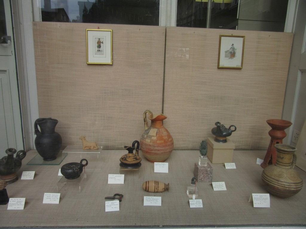 Antique Pottery from ancient time