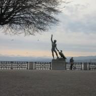 The Journey Through Zurich, Switzerland, Day 1