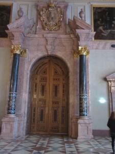 Magnificient Carved doors