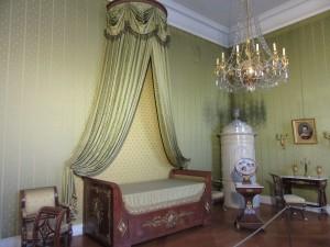 Neo classical bedroom