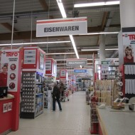 Shopping At The Hagebau!