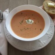 Comforting, Creamy Tomato Soup