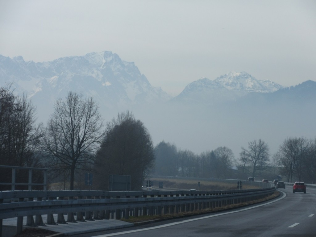 Scenes from the Autobahn 1