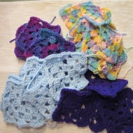 Crocheting Back To Good Health, One Granny Square At A Time!