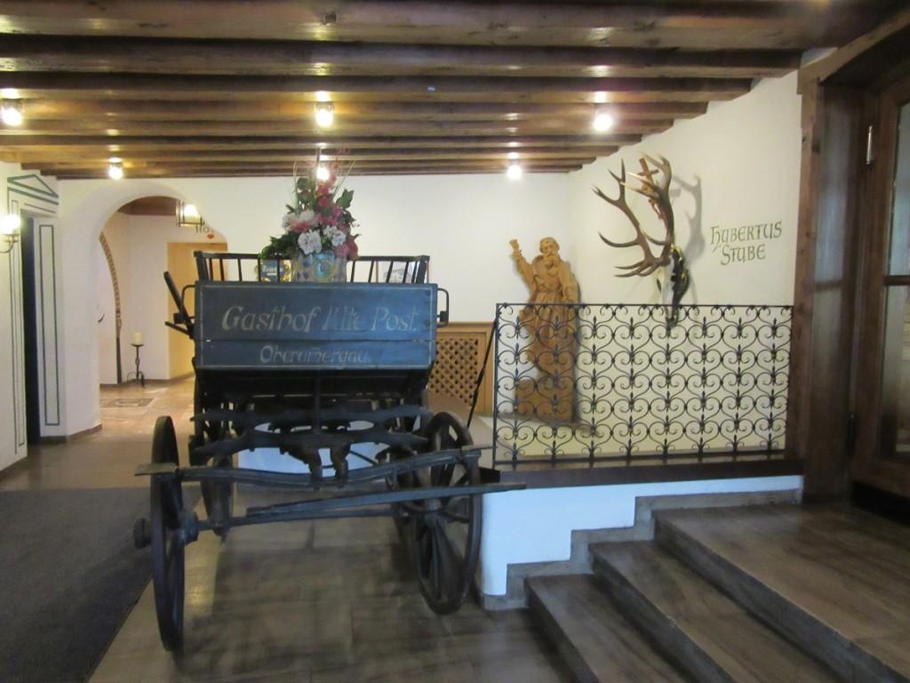 Wagon Lobby