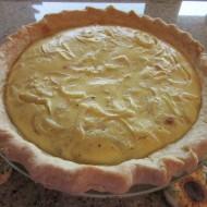 Swiss Onion Pie or Schaffhauser Zwiebelkuchen