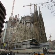 La Sagrada Familia, One Of My Top 3 Places To Visit In Barcelona, Spain
