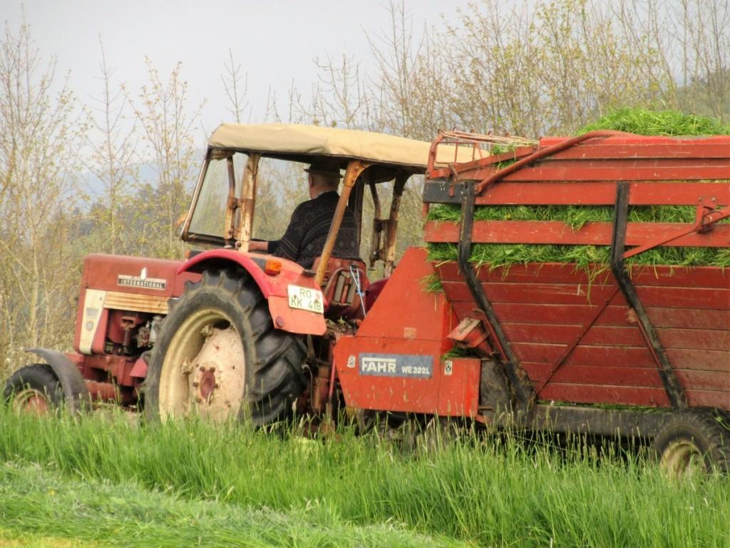 Dad Tractor