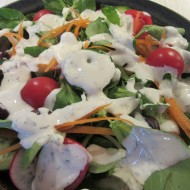 Herbed Buttermilk Ranch Salad Dressing