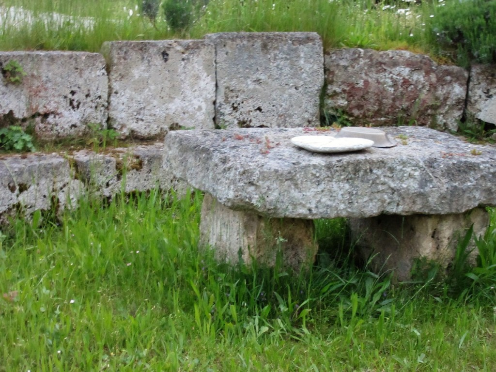 Stone Benches - Copy