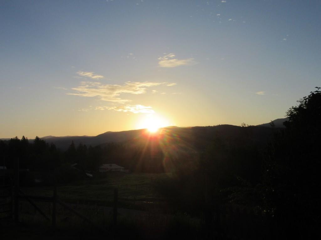 Sunrise Kettle Ridge