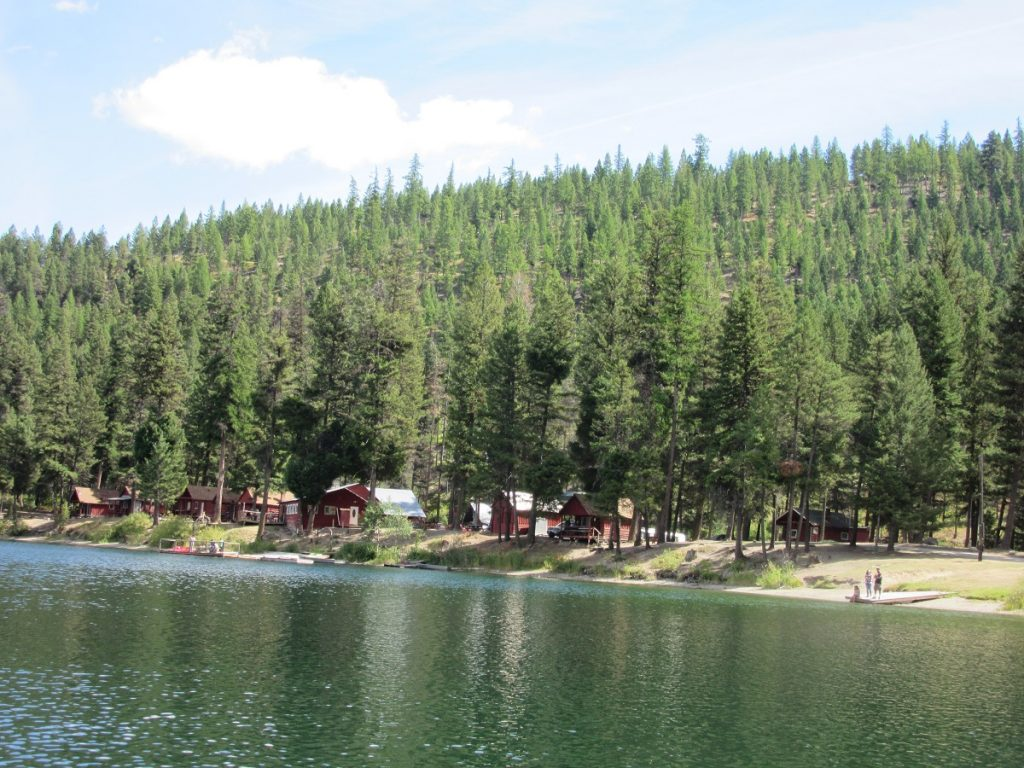 Bonaparte Lake Resort_Use