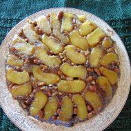 Peachy Keen Skillet Upside Down Cake!