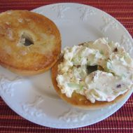 Yummy Cream Cheese Veggie Spread
