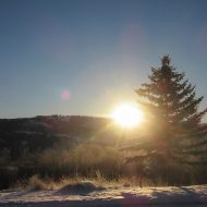 Winter in Ferry County