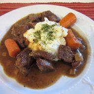 Guinness Style Irish Stew