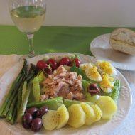 Nicoise  Salad Supreme