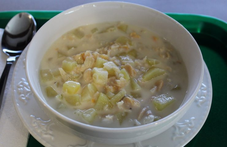 New England Clam Chowder-The Real Deal!