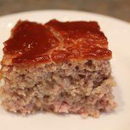 Grandma Burchett's Ham Loaf