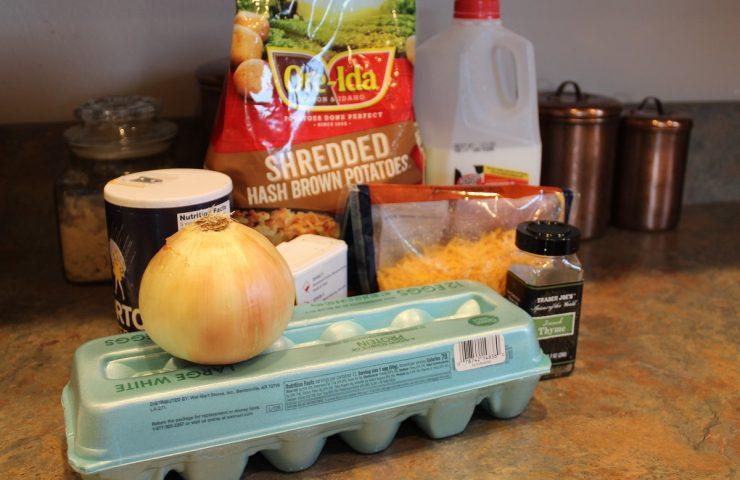 Easy One Pan Breakfast Casserole