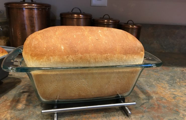 Home Style Country White Bread