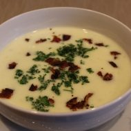 Irish Potato and Leek Soup