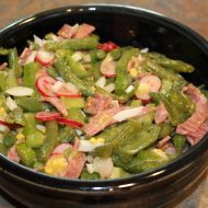 Clare's Green Bean Salad