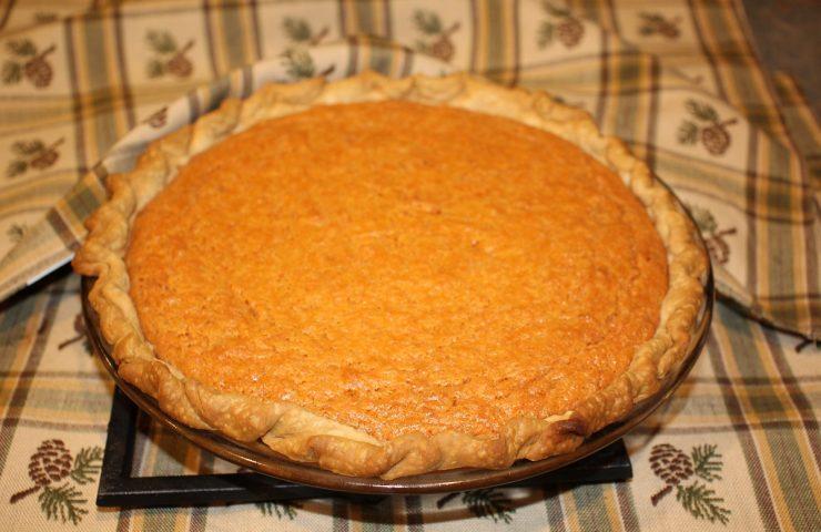 Creamy Sweet Potato Pie