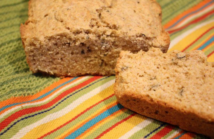 Rustic Tuscan Herb Bread