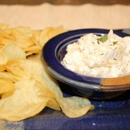 Delish French Onion Dip