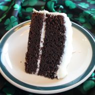 Irish Chocolate Porter Cake